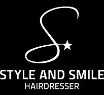 Logo Style And Smile Hairdresser
